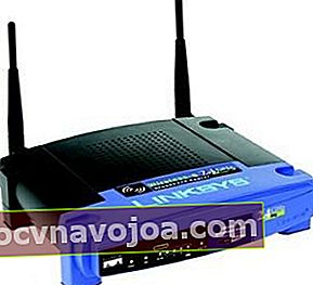 Definition des Routers