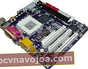 Definition des Motherboards
